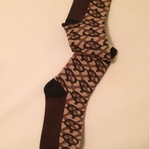 Burberry socks brand new with tags